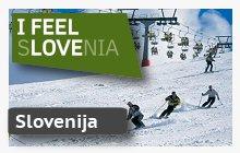 smučanje Slovenija